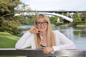 Eugenia Nikiforow, Nutrition Coach and Weight Loss Expert