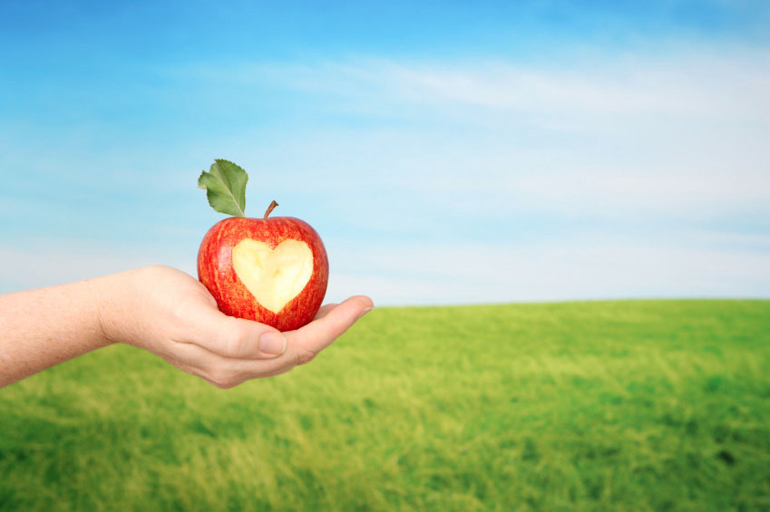 Nutrition|Weight Loss|Eating Psychology apple