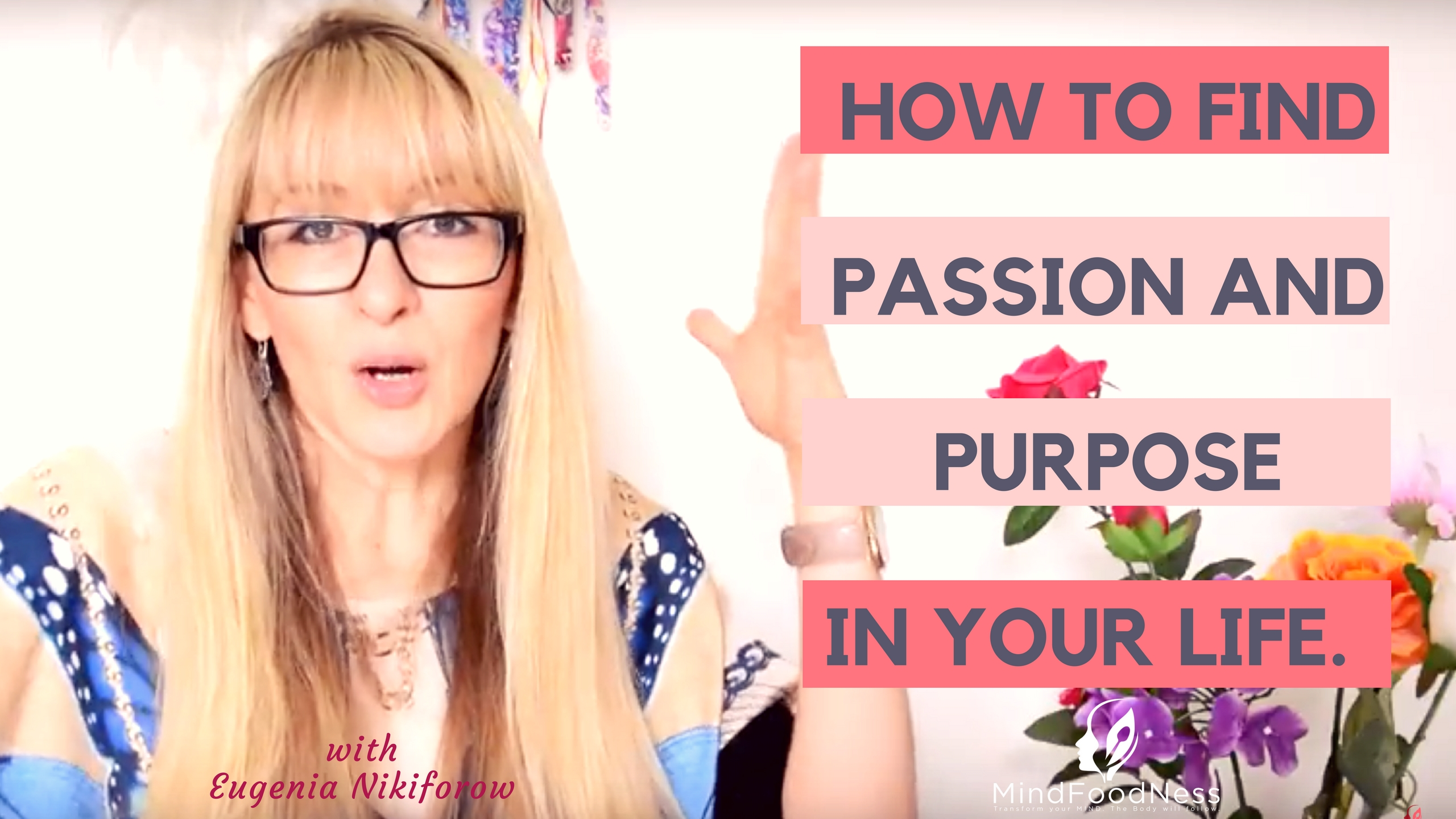 Nutrition|Weight Loss|Eating Psychology passion-and-purpose Business Goals Happiness Mindfulness