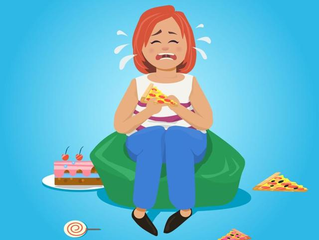 Binge Eating is often triggered by dieting
