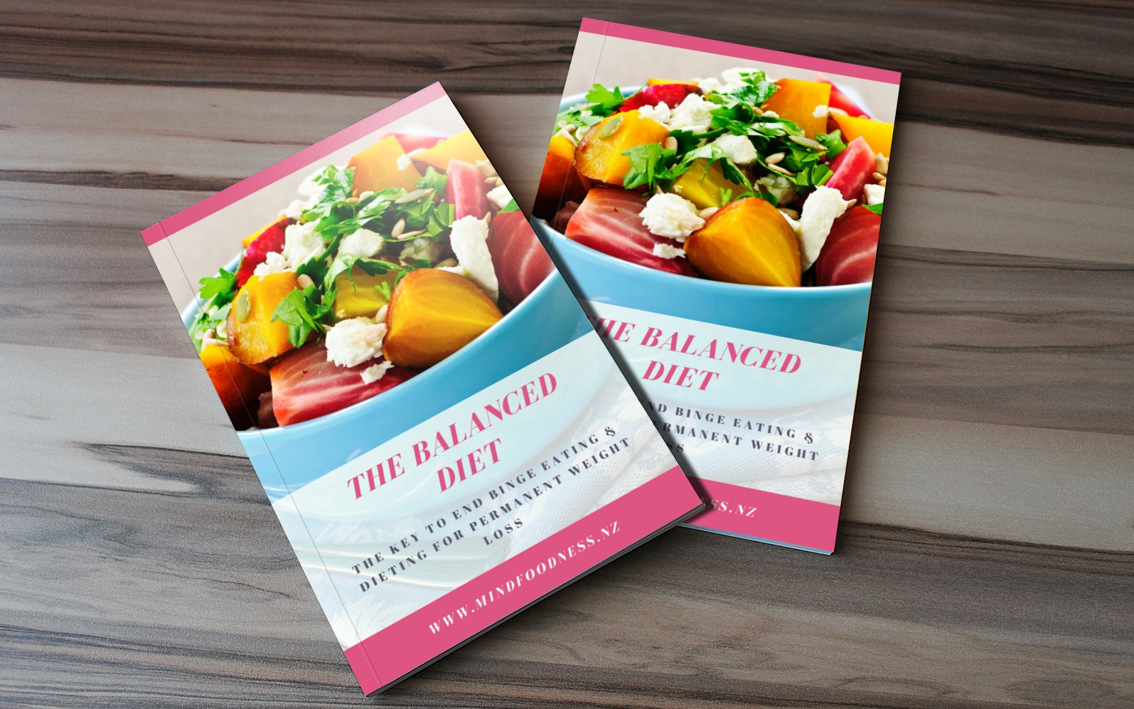 The Balanced Diet Book