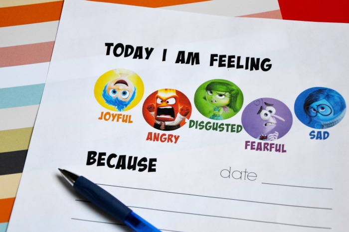 Nutrition|Weight Loss|Eating Psychology inside-out-feelings-journal-sheet Binge Eating Mindfulness