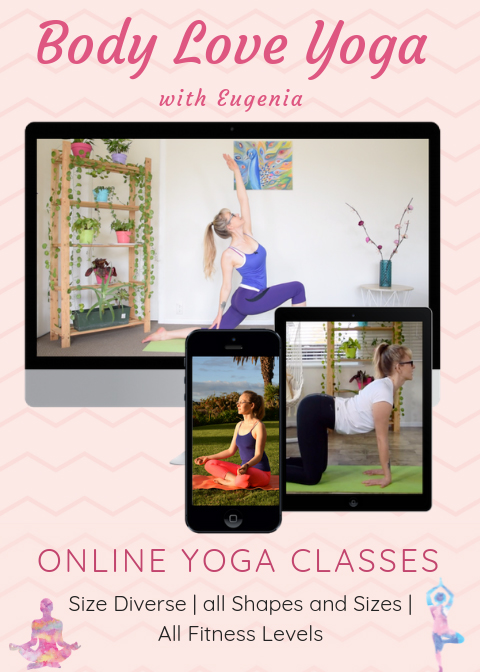 weekly live yoga videos