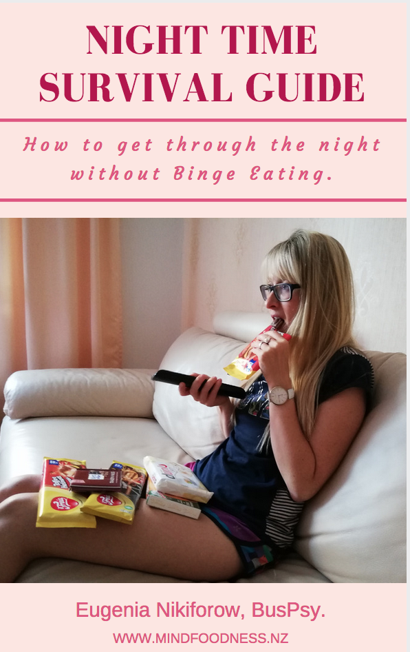 Get through the night without binge eating