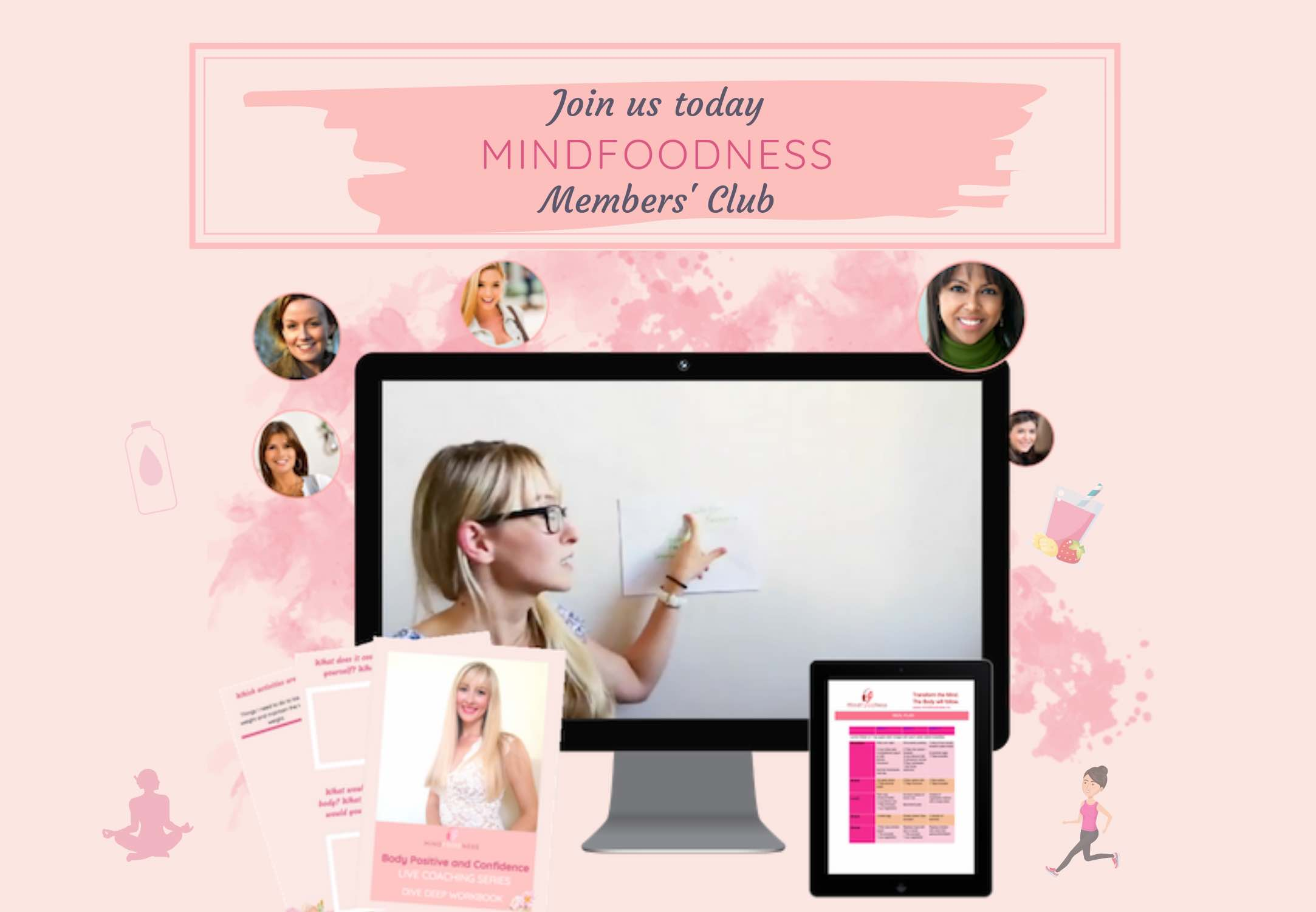 Nutrition|Weight Loss|Eating Psychology mindfoodness-members-clib Healthy Eating mindful eating Weight Loss