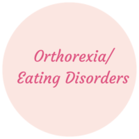 Eating Disorder and Disordered Eating