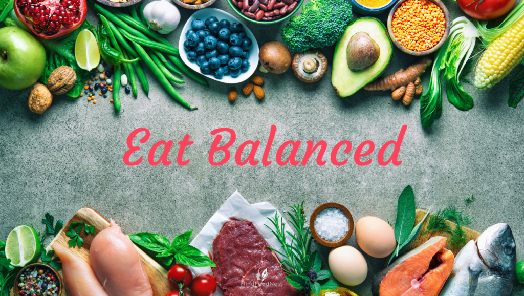 Blood sugar Imbalance Eat Balanced