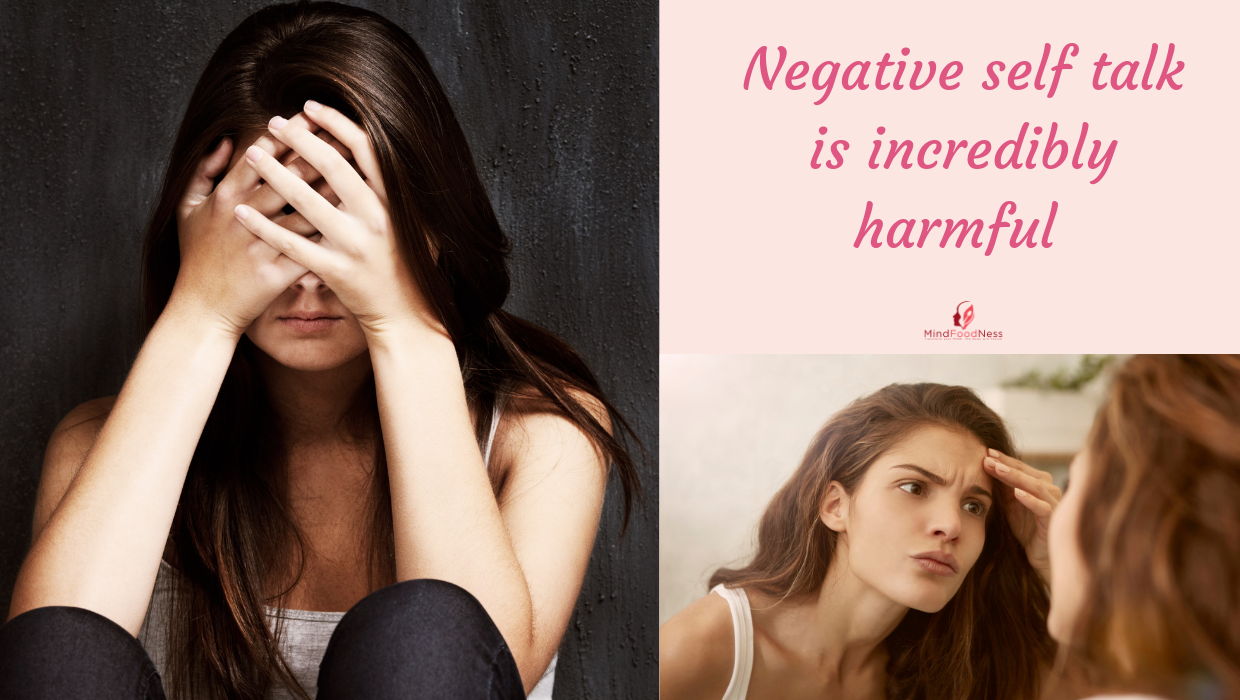 negative self talk is harmful