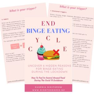 binge eating and overeating guide