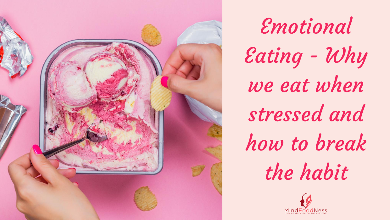 break the habit of emotional eating