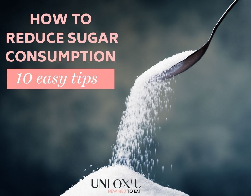 reduce sugar consumption and sugar cravings